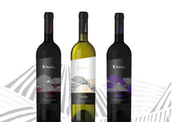 Redizajn etiketa vina